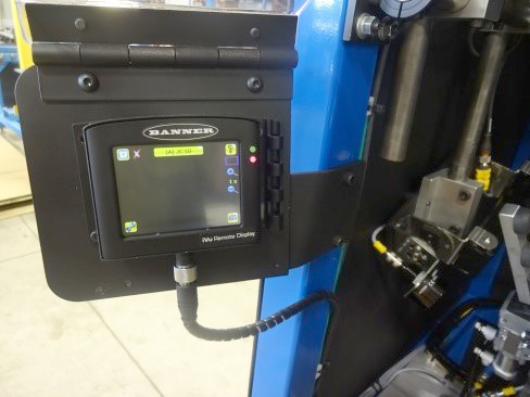 Quality Vision Inspection System