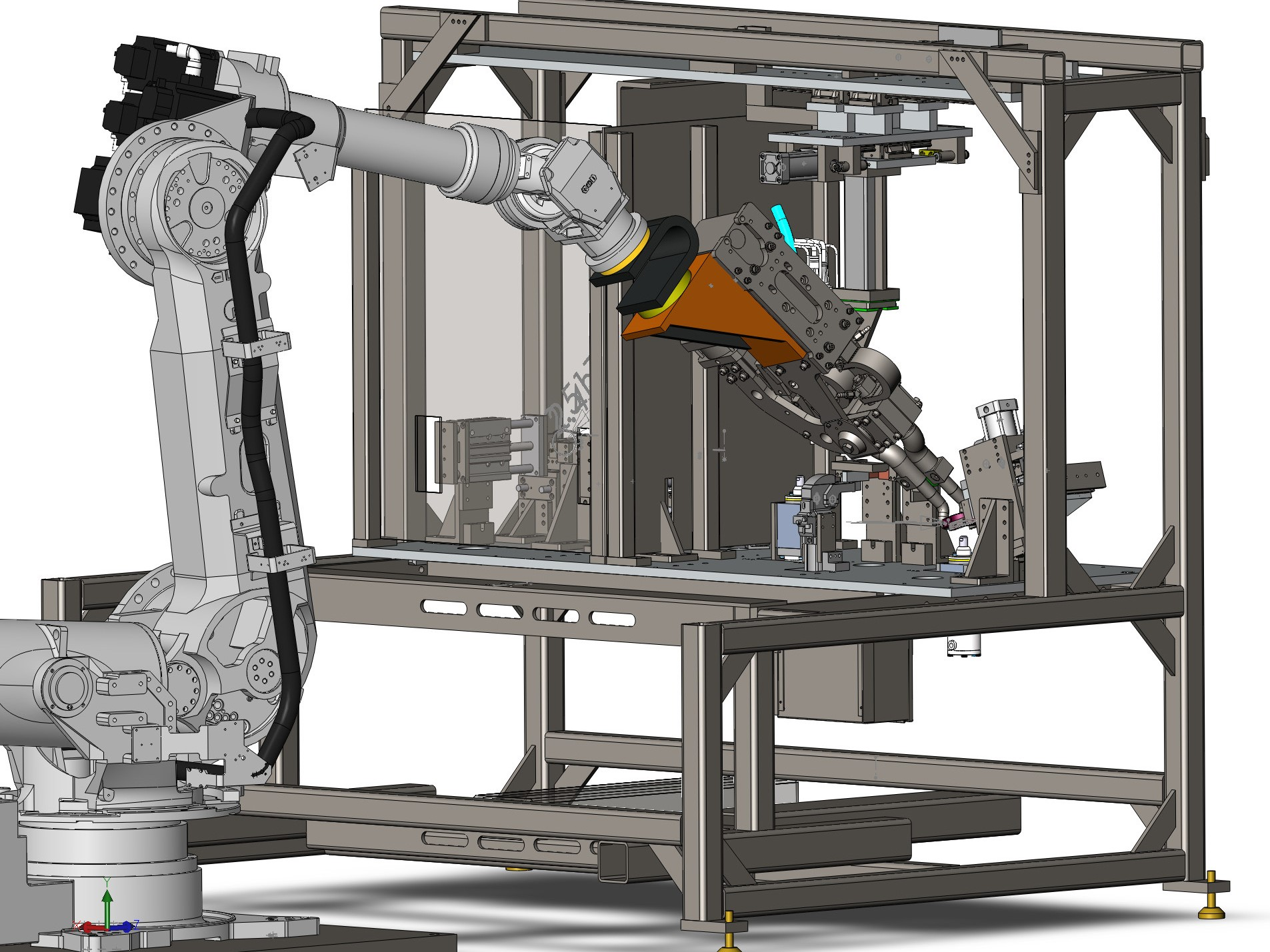 Robotic Welding Systems 2